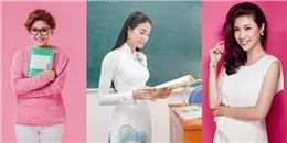 Nếu không làm nghệ thuật, những sao nữ Việt này đã trở thành giáo viên