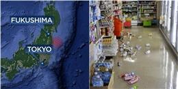 Du học sinh Việt hoảng loạn với động đất 7,3 độ Richter ở Nhật Bản