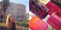 Ngỡ ngàng với lối sống xa xỉ bậc nhất của công chúa Dubai