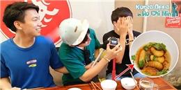 Những chàng trai Hàn và trải nghiệm đuông dừa thú vị