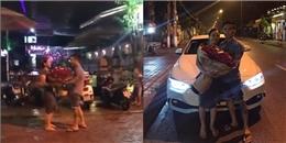 Phát sốt chồng soái ca tặng vợ ô tô tiền tỉ kỉ niệm 10 năm yêu nhau