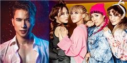 yan.vn - tin sao, ngôi sao - S.T cùng học trò Đông Nhi - Lip B chính thức tham gia The Remix 2017