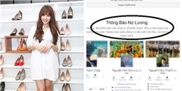 yan.vn - tin sao, ngôi sao - Rộ tin đồn thương hiệu giày của Hari Won bị nhân viên tố nợ lương?