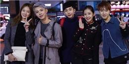 yan.vn - tin sao, ngôi sao - Chi Pu sành điệu, được Á hậu tiếp đón nồng nhiệt khi vừa đến Hàn Quốc