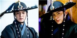 yan.vn - tin sao, ngôi sao - Tạo hình cổ trang đẹp như tranh của Lee Min Ho khiến fan