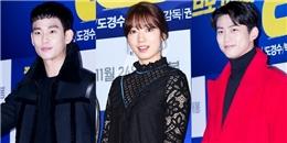 yan.vn - tin sao, ngôi sao - Dàn sao lung linh nô nức đến xem phim mới của Park Shin Hye