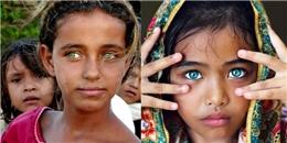 Ám ảnh với những đôi mắt đẹp hút hồn nhất thế giới