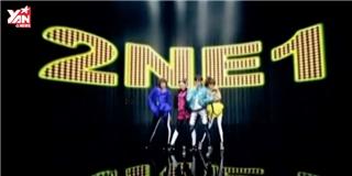 Xem lại màn ra mắt  huyền thoại  của 2NE1 trên sân khấu