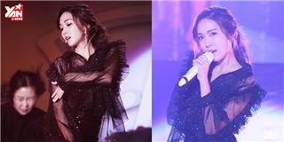 Jessica cực kì quyến rũ và tự tin cover  How deep is your love