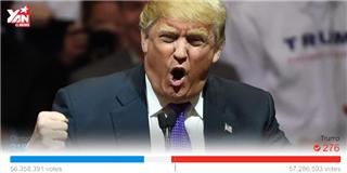 Hành trình thống lĩnh Nhà Trắng của tỷ phú Donald Trump