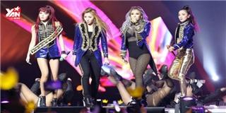 Không ngờ đây lại là màn trình diễn cuối cùng của 2NE1