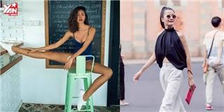 Bí quyết giữ vóc dáng luôn chuẩn của 10 siêu mẫu chân dài Việt