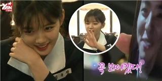 Chỉ nói chuyện điện thoại, Bo Gum không quên  thả thính  Yoo Jung