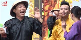 Nghệ sĩ Trung Dân cao tay cho Trấn Thành  uống thuốc độc