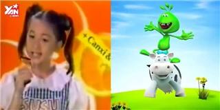 Những bản nhạc quảng cáo  huyền thoại  của tuổi thơ