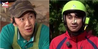 Bằng chứng cho thấy Lee Kwang Soo được  thánh giải trí  phù hộ