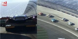 Disney tung teaser Cars 3 không kém gì  Fast and furious