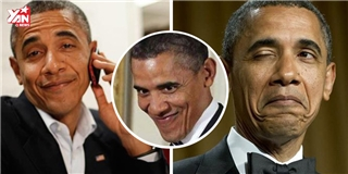 Barack Obama và những khoảnh khắc đã trở thành biểu tượng