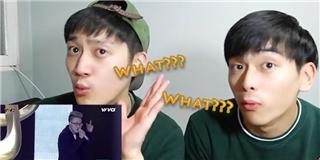 Phản ứng của người Hàn Quốc khi xem  Ông bà anh