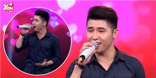Chàng trai hát tiếng Pháp khiến dàn giám khảo  đứng hình