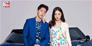 Cặp đôi nhà YG hot không kém cặp Huyền thoại biển xanh