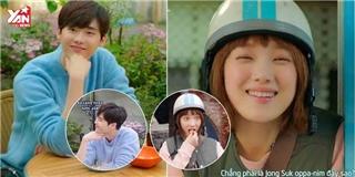 Kang Chul  Lee Jong Suk xuất hiện đáng yêu ủng hộ phim mới của đàn em