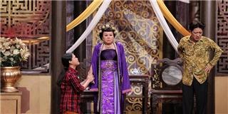 Nghệ sĩ Kiều Mai Lý răn dạy Trường Giang ngay trên sóng truyền hình, khiến Hoài Linh bái phục