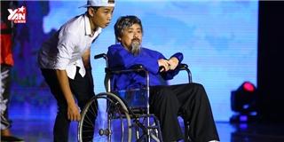 Tấn Bo tái xuất và muốn  cải lão hoàn đồng
