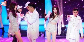Hồ Ngọc Hà kết hợp Noo Phước Thịnh khoe vũ đạo nóng bỏng và hit mới cực hay