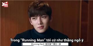 Ji Chang Wook tự nhận mình quá ngố, thề không quay lại Running Man