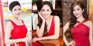 Soi  nghề tay phải  của các nàng Hoa hậu Việt Nam