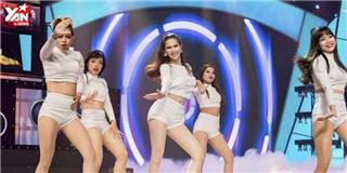 Ngọc Trinh hóa Black Pink phiên bản sexy tự tin nhảy  Boombayah