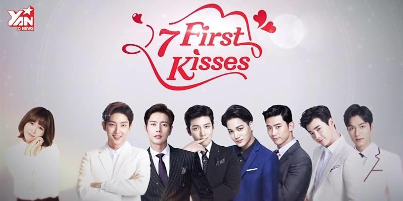 Phát cuồng với trailer quy tụ 7 nam thần đình đám nhất xứ Hàn