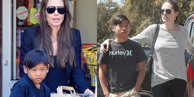 Rộ tin Angelina Jolie hoang mang vì mẹ ruột Pax Thiên đòi lại con