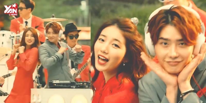 Suzy - Lee Jong Suk, sự kết hợp trong mơ có thành sự thật?