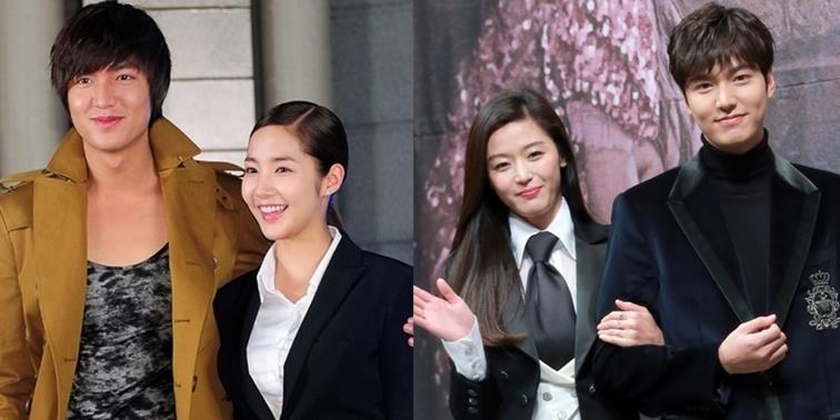 """yan.vn - tin sao, ngôi sao - Lee Min Ho và duyên phận với những đàn chị """"tuổi băm"""""""