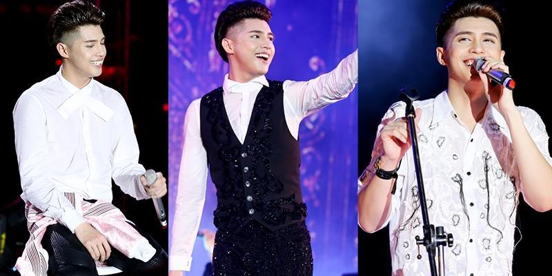"""yan.vn - tin sao, ngôi sao - Live concert Noo Phước Thịnh: Đẳng cấp, """"thoả phần nhìn, đã phần nghe"""""""