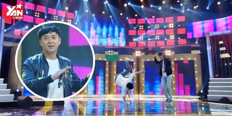 Lần đầu tiên Trường Giang kết hợp Ngô Kiến Huy nhảy hip hop