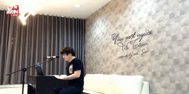 """Mr Siro cover hit mới """"Yêu một người vô tâm"""" của Bảo Anh cực tình cảm"""
