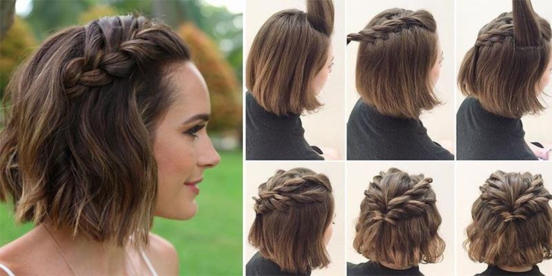 14 cách tạo kiểu cho tóc ngắn còn xinh hơn cả tóc dài