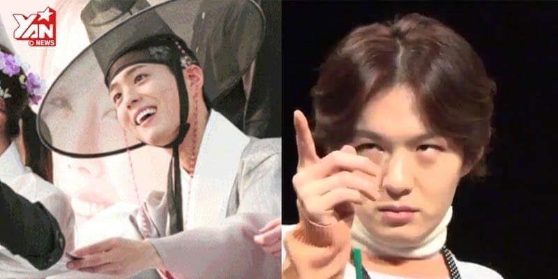 """Muôn kiểu phản ứng hài hước của sao Hàn khi bị fan """"làm lơ"""""""