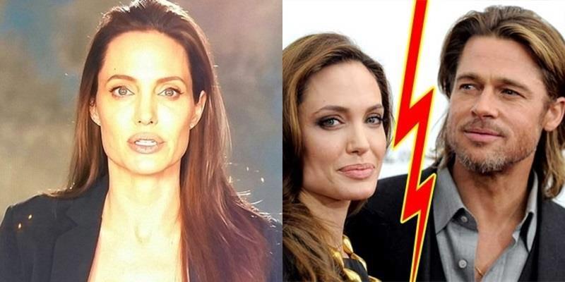 yan.vn - tin sao, ngôi sao - Angelina Jolie hốc hác lần đầu xuất hiện sau li hôn khiến fans xót xa