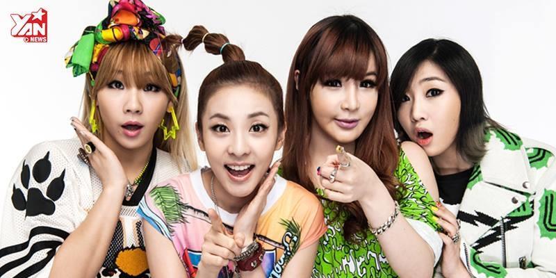 """Trước khi tan rã, 2NE1 đã """"hút hồn"""" fan với những ca khúc cực đỉnh này"""