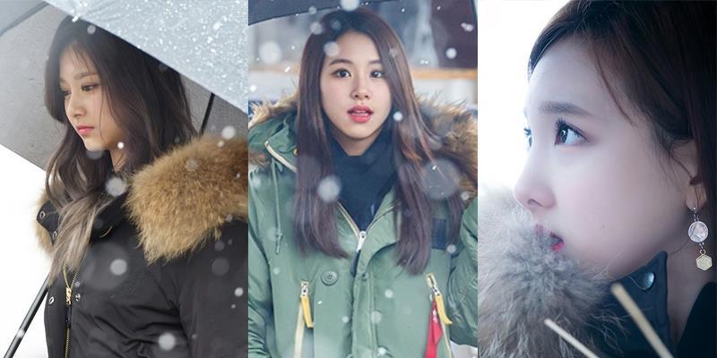 yan.vn - tin sao, ngôi sao - Ngỡ ngàng với vẻ đẹp như những thiên thần tuyết của TWICE