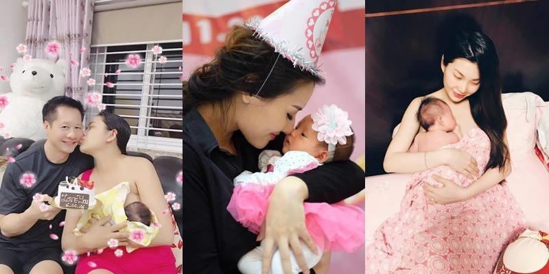 """yan.vn - tin sao, ngôi sao - Nhìn ngắm những """"thiên thần nhỏ"""" đáng yêu mới sinh của showbiz Việt"""
