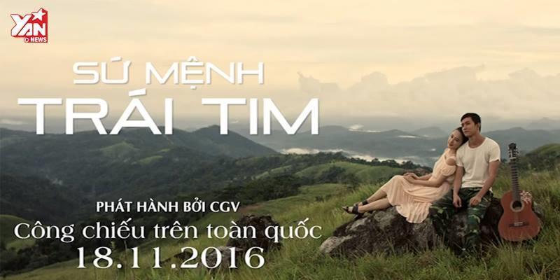 Dân mạng phát sốt với trailer phim mới nhất của Angela Phương Trinh