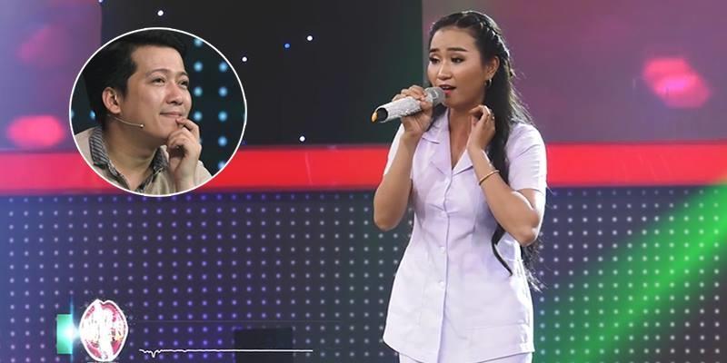 Trường Giang điêu đứng vì nàng y tá hát dân ca
