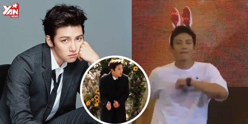 Một lần nữa, Ji Chang Wook lại rơi rụng hình tượng vì nhảy quá xấu
