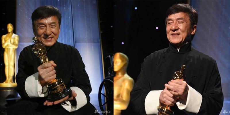 yan.vn - tin sao, ngôi sao - Sau 5 thập kỷ với hơn 200 bộ phim, Thành Long vinh dự nhận giải Oscar