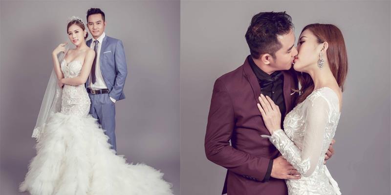 yan.vn - tin sao, ngôi sao - Em nuôi Hoài Linh khoe ảnh cưới lãng mạn với bà xã kém 15 tuổi